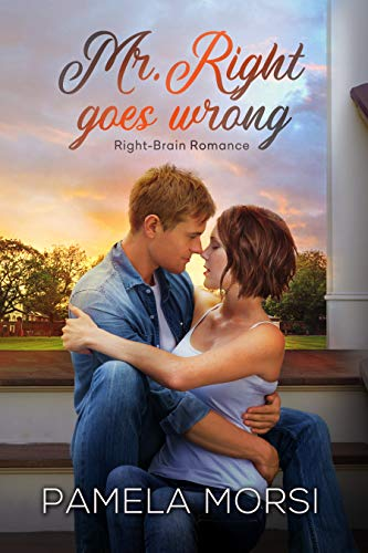 Mr. Right Goes Wrong (Rightbrain Romance Book 1)