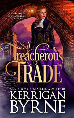 A Treacherous Trade (The Business of Blood Book 2)