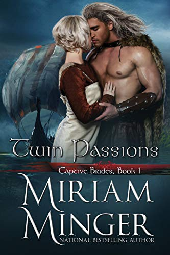 Twin Passions (Captive Brides Book 1)