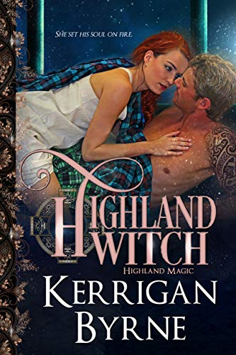 Highland Witch (Highland Magic Book 8)