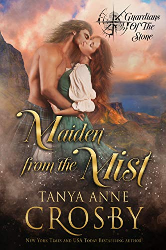 Maiden from the Mist (Guardians of the Stone Book 4)