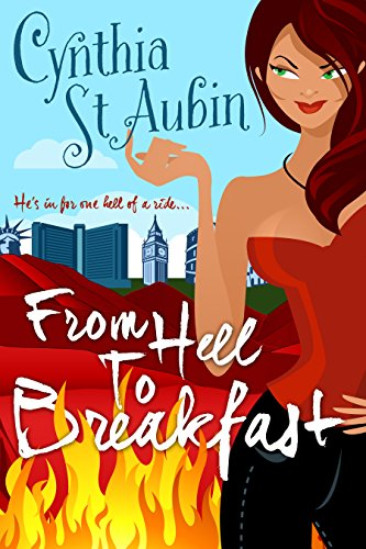 From Hell to Breakfast (Dr. Matilda Schmidt, Paranormal Psychologist Series Book 8)