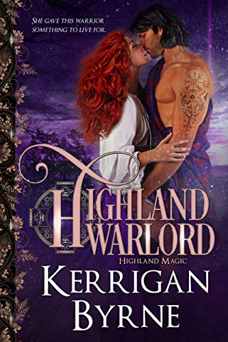 Highland Warlord (Highland Magic Book 7)