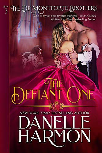 The Defiant One (The De Montforte Brothers Book 3)
