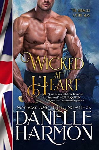 Wicked at Heart (Heroes of the Sea Book 5)