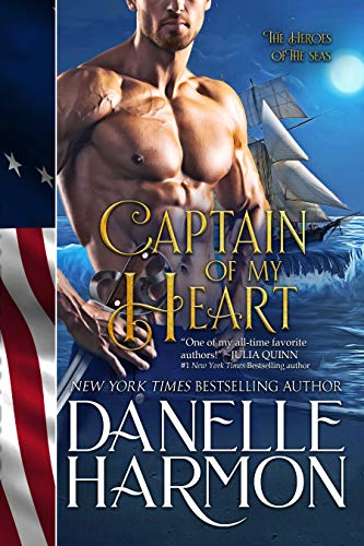 Captain of My Heart (Heroes of the Sea Book 2)