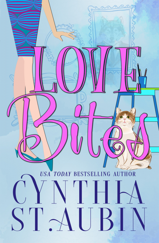 Love Bites (Tails from the Alpha Art Gallery Book 1)