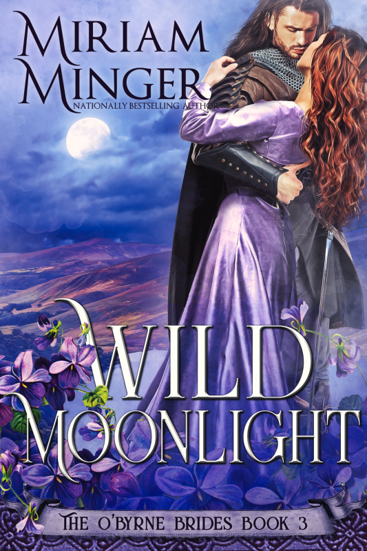 Wild Moonlight (The O'Byrne Brides Book 3)