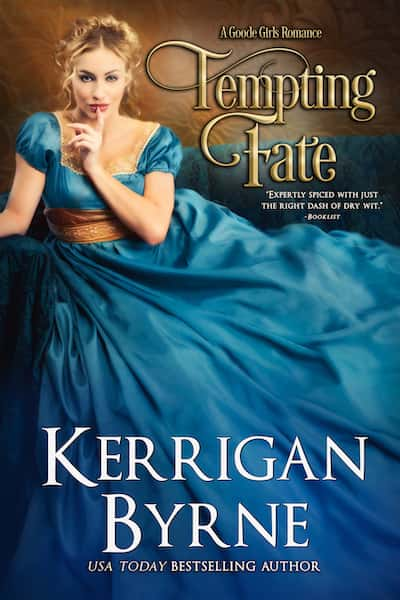 Tempting Fate (A Goode Girls Romance Book 4)