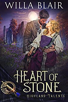 Heart of Stone (Highland Talents Book 1)