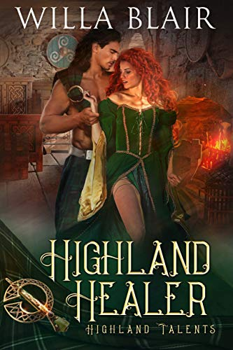 Highland Healer (Highland Talents Book 2)