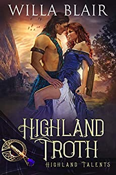 Highland Troth (Highland Talents Book 6)