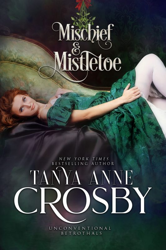 Mischief & Mistletoe (Redeemable Rogues Book 5)