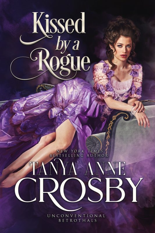 Kissed by a Rogue (Redeemable Rogues Book 2)