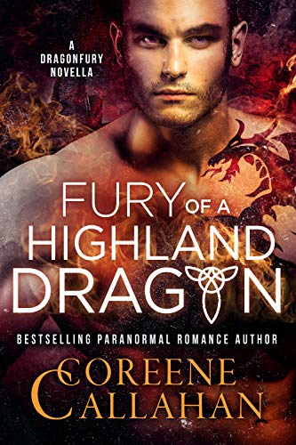 Fury of a Highland Dragon (Dragonfury Scotland Book 1)