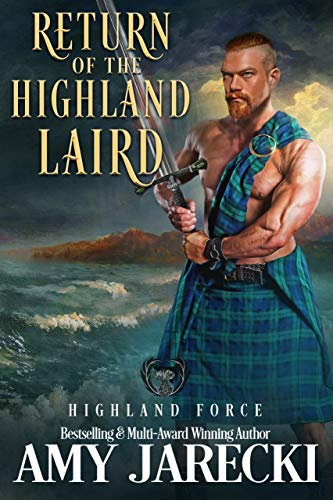 Return of the Highland Laird (Highland Force Book 4)