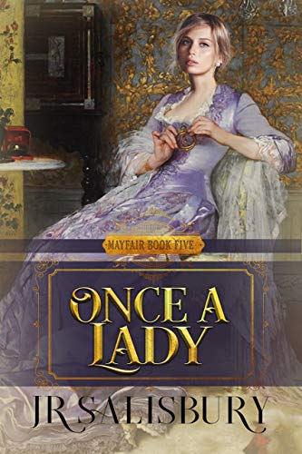 Once a Lady (Mayfair Brides Book 5)
