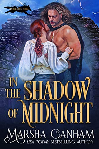 In The Shadow of Midnight (The Black Wolf Series Book 2)