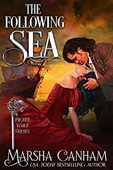 The Following Sea (The Pirate Wolves Series Book 3)