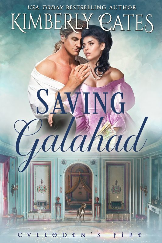 Saving Galahad (Culloden's Fire Book 6)