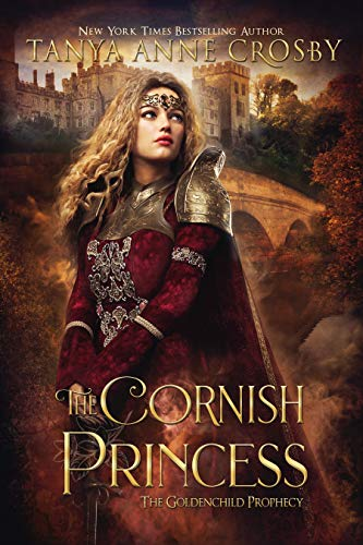 The Cornish Princess (The Goldenchild Prophecy Book 1)