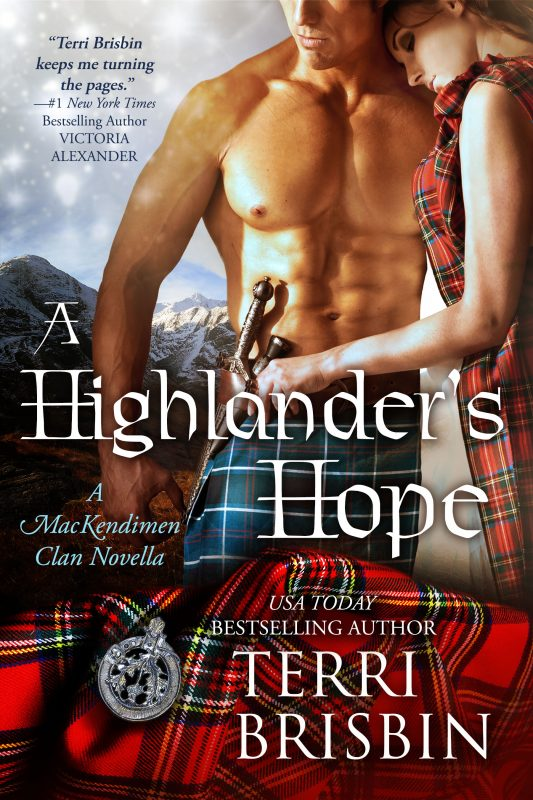 A Highlander's Hope (MacKendimen Clan Book 4)