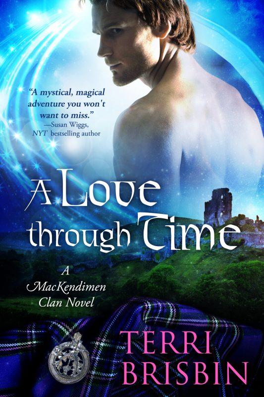 A Love Through Time: A MacKendimen Clan Novel