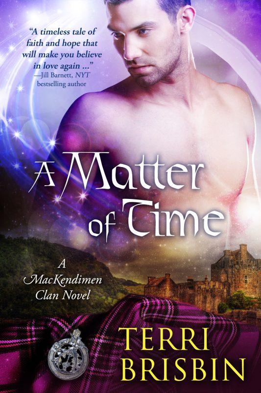 A Matter of Time: A MacKendimen Clan Novel