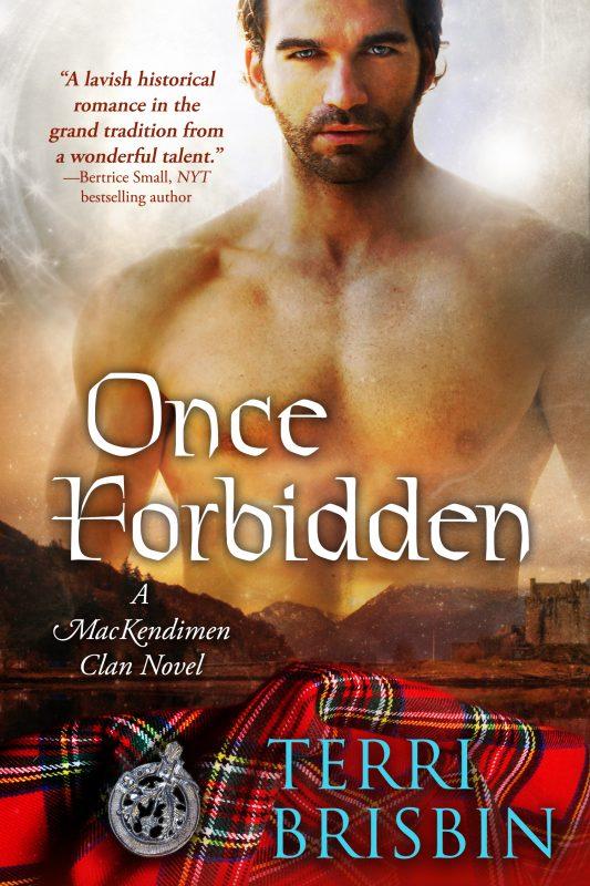Once Forbidden: A MacKendimen Clan Novel