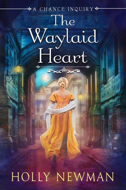 The Waylaid Heart (A Chance Inquiry Book 1)