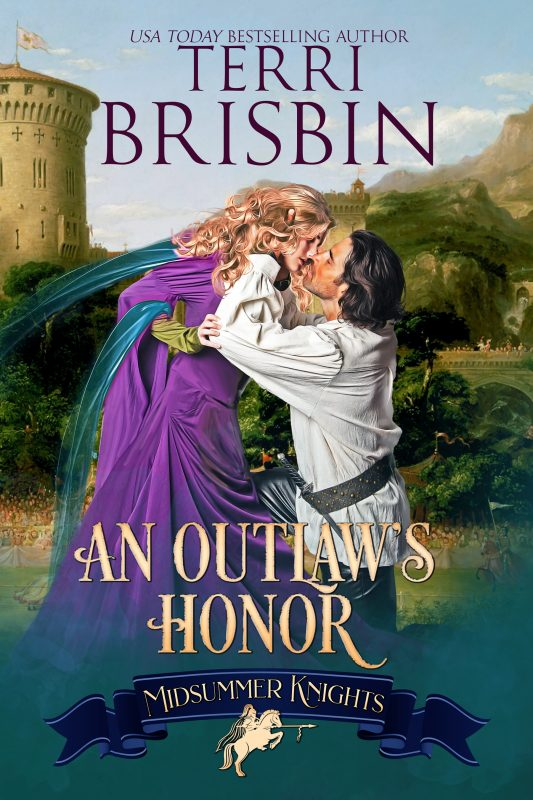 An Outlaw's Honor: Midsummer Knights, Book 6